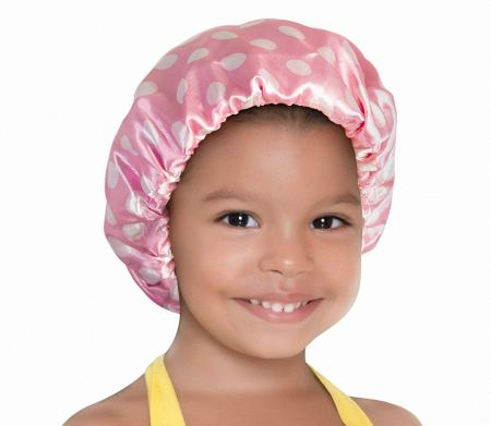 christmas gifts for natural kids, Kids Premium Satin Bonnet