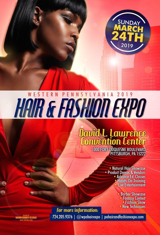 PA Hair and Fashion Expo 2019