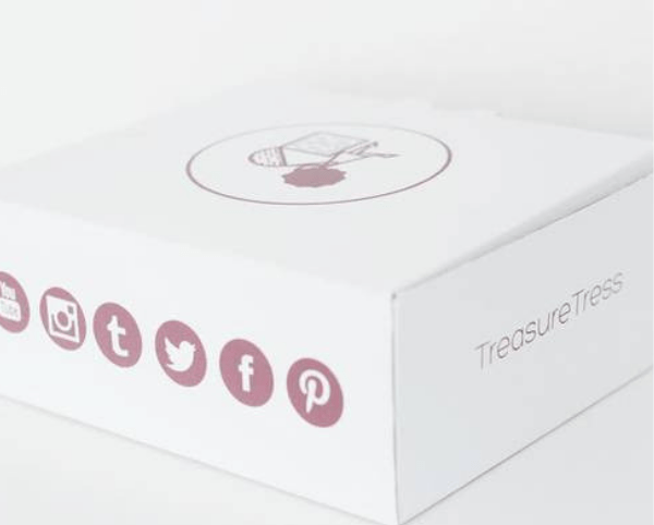beauty subscription box, treasure tress