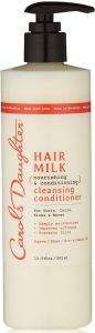 Carol's Daughter Hair Milk Cleansing Conditioner
