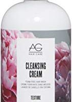 AG Hair Texture Cleansing Cream Foam-Free Hair Wash