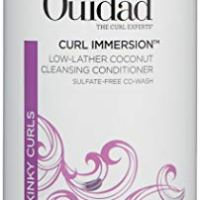 Curl Immersion Low-Lather Coconut Cleansing Conditioner