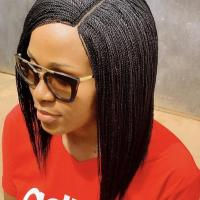 Senegalese Micro Twist Braid Wig