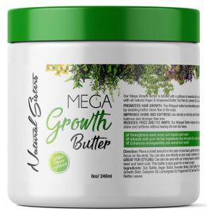 Mega Growth Hair Treatment Butter