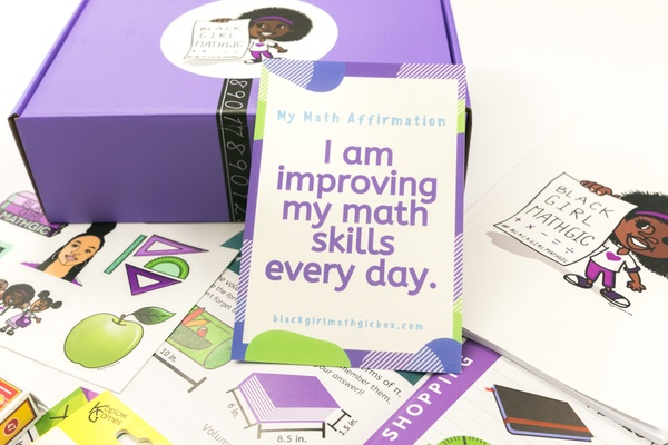 Black Girl MATHgic Box