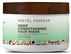 Kreyol Essence Hydrating Black Castor Oil Deep Conditioning Mask