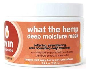Oyin Handmade What The Hemp Deep Moisture Mask