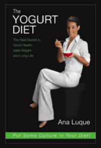 The Yogurt Diet Book