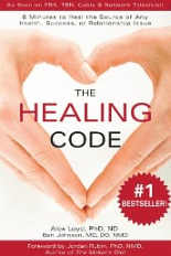 Cover for The Healing Code Book