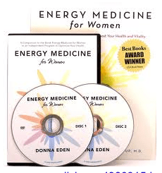 Donna Eden's Energy Medicine for Women