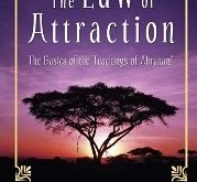Abraham Book Law of Attraction Cover