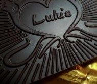 Sample of Lulu's Chocolate