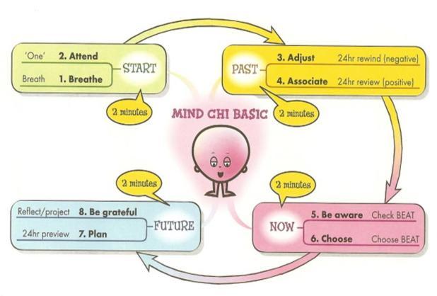 MC 8 step map