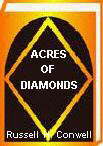 Acres of Diamonds, Russell Conwell, sale