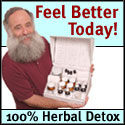 blessed herb detox kit