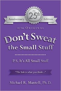 Don't swaet the small stuff