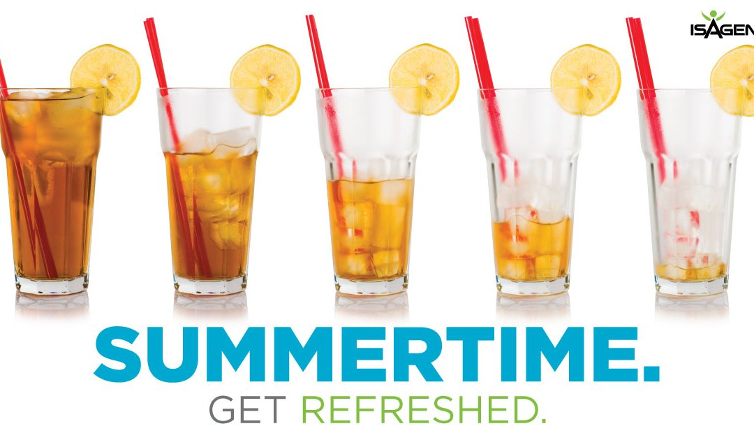 Ultimate Summer Iced Tea Refresher