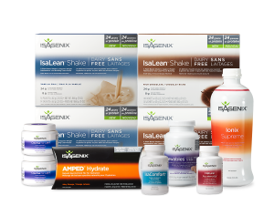 isagenix 30 day cleanse dairy free