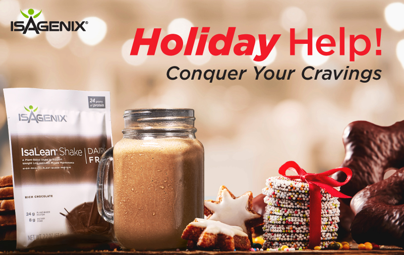 This or That? Conquer Holiday Cravings With Help From Isagenix!