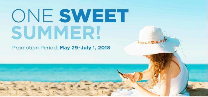 One Sweet Summer! FREE SHIPPING for all new Members until JULY 1!!!