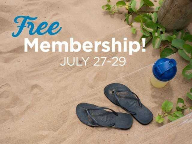 One Sweet Summer Continues – Isagenix – Free Membership July 27 to 29!