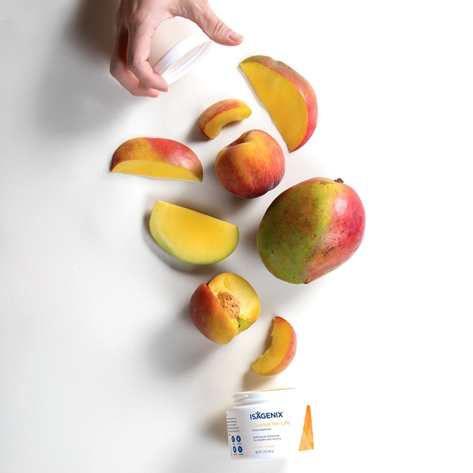 Available Tuesday - Limited Edition PEACH MANGO Cleanse for Life! - Isagenix  Canada