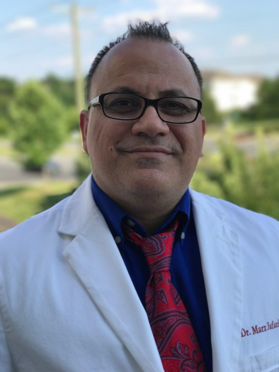 Dr. Marz Jafari