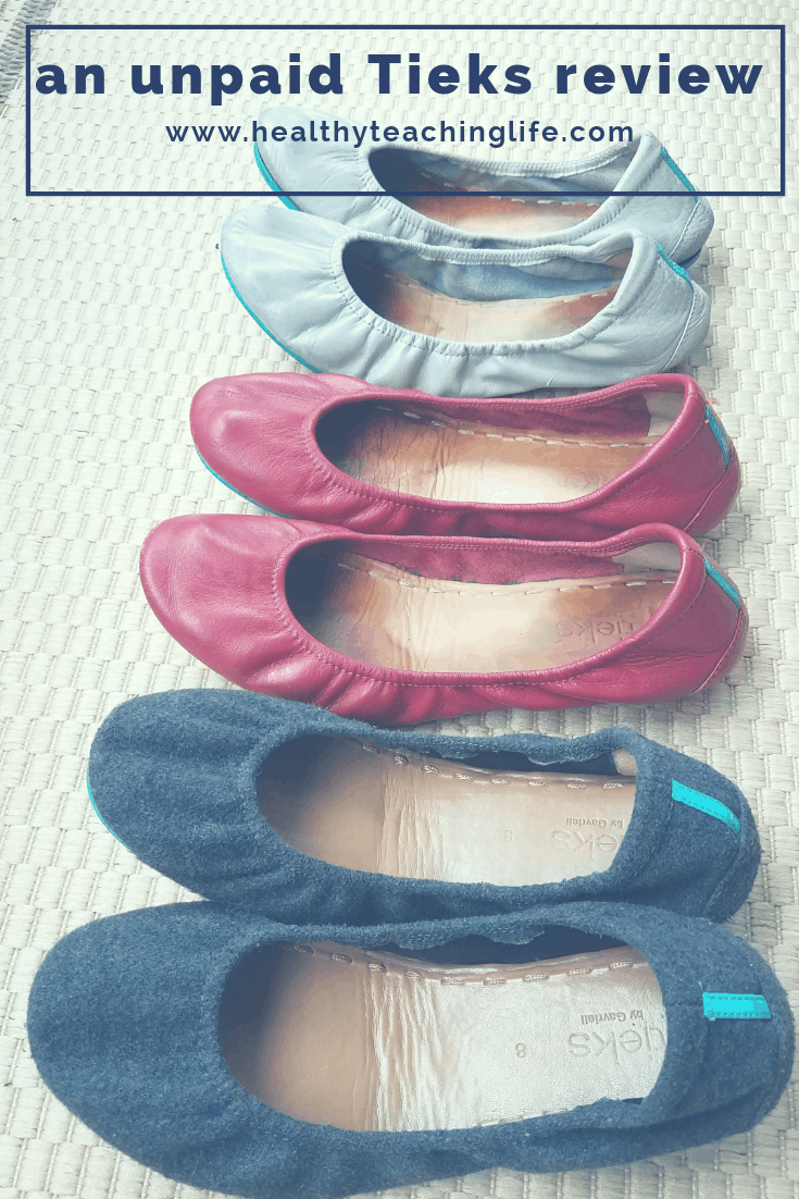 ff9590ccf4 Unpaid Tieks Review - are the ballet flats worth the price ...