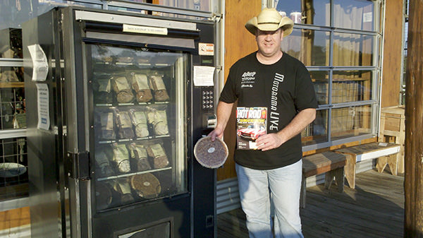 Image result for pecan pie vending machine