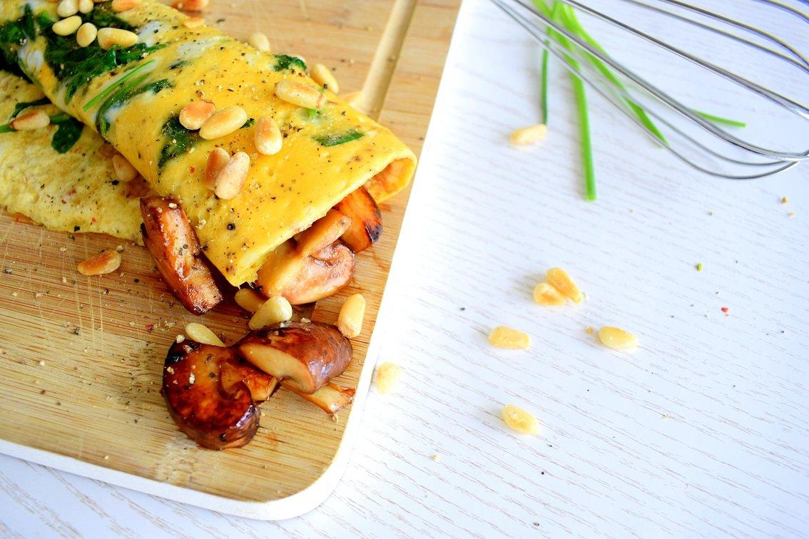 Egg wrap makkelijk recept | Healthy Wanderlust