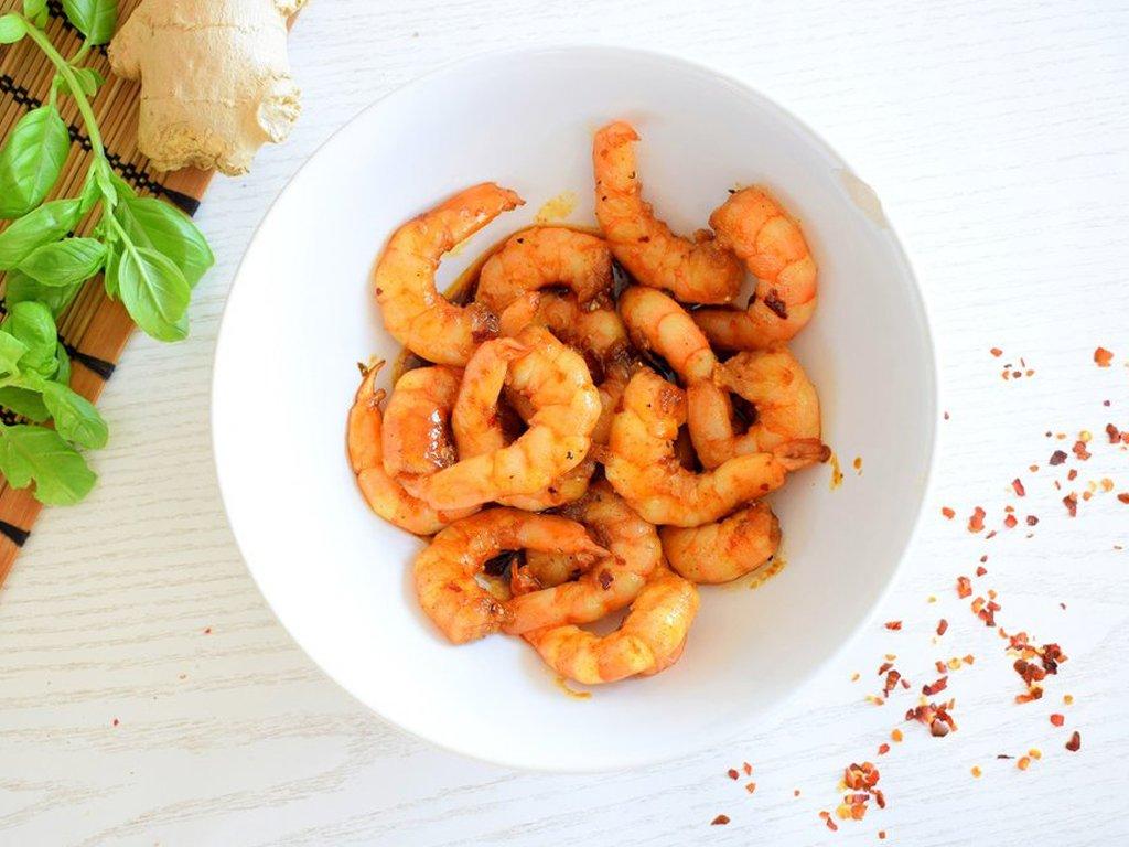 Marinade voor garnalen recept | De lekkerste marinade! | Healthy Wanderlust