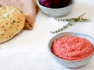 Rode bieten hummus | Zelf hummus maken | Makkelijk recept
