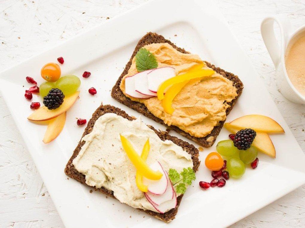 10 x vegan broodbeleg inspiratie voor jou | Healthy Wanderlust