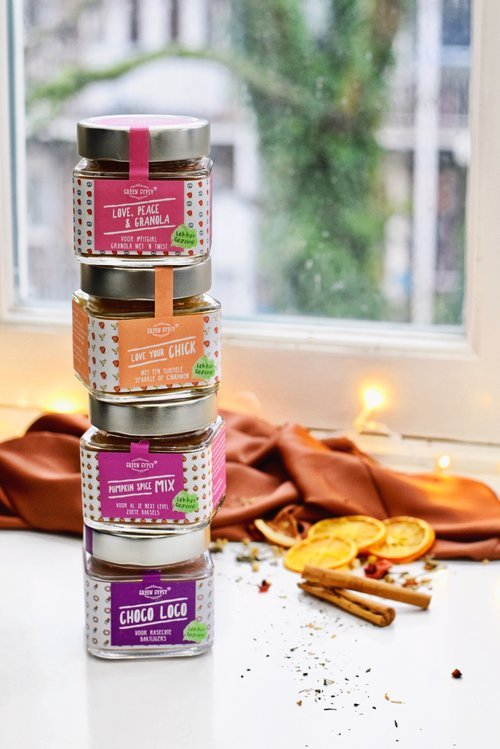 Kruiden van GREEN GYPSY SPICES | Healthy Wanderlust