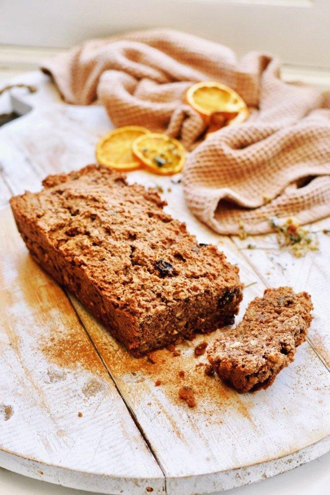 Notenbrood | Recept voor een gezonde snack | Healthy Wanderlust