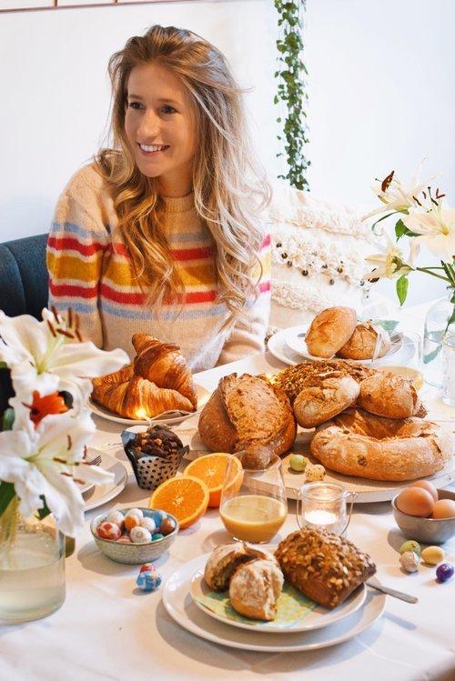 3 tips voor een gezonde paasbrunch | Pasen | Healthy Wanderlust