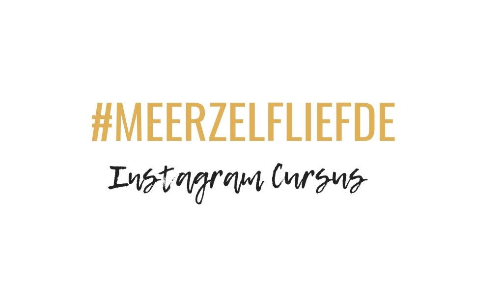 #MEERZELFLIEFDE