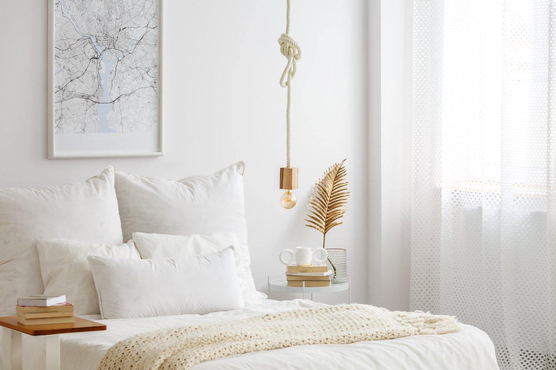 Frisse Geur Slaapkamer : Tips zo voel je je gelukkiger in een gezonde slaapkamer