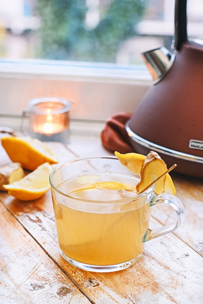Thee tegen keelpijn recept | Anti-griep tip! | Healthy Wanderlust