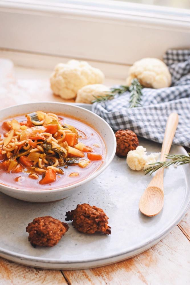 Groentesoep voor een gezond lichaam | Soep recept