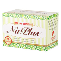NuPlus? Naturally Plain? 10 Packs  (0.52 oz./15 g each bag)