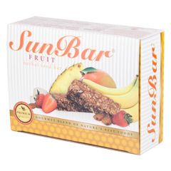SunBar® Chocolate 10 Bars (1.06 oz./30 g each bar)