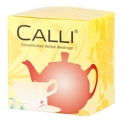 Calli Tea Mint 60 Bags (0.08 oz./2.5 g each bag)