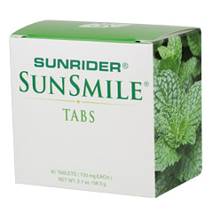 Sunrider® - SunSmile® Tabs 81 Tablets