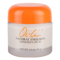 Sunrider® Oi-Lin® Natural Emulsion Sunscreen SPF 30 - Net Wt. 2.5 oz./71 g