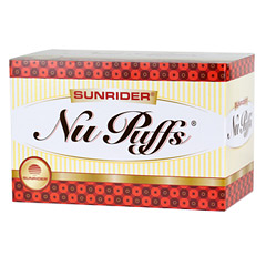 Sunrider® NuPuffs® 6 Bags (2 oz./56 g each bag)