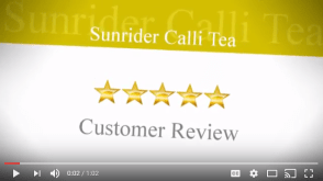 Sunrder Calli Tea Review