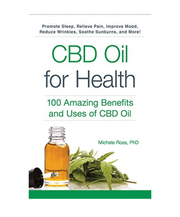 100 amazing benefits and uses of cbd oil book