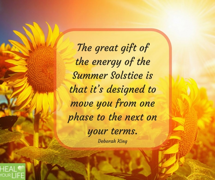 3 Ways To Tap Into The Power Of The Summer Solstice By