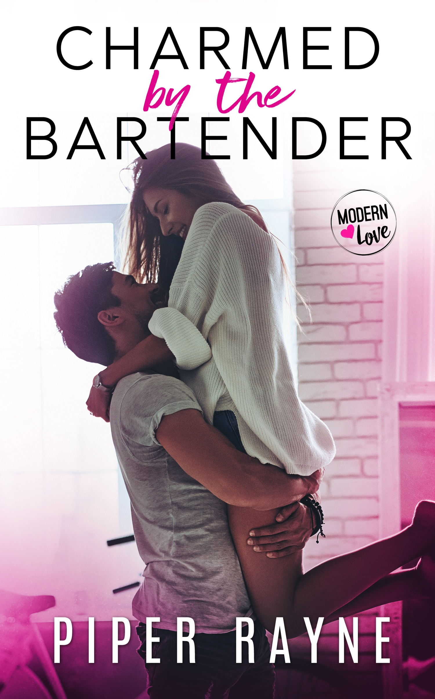 Review   The Bartender by Piper Rayne